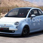 MD Splitter Fiat 500.1